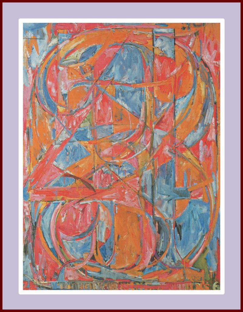 Jasper Johns - 0 Through 9