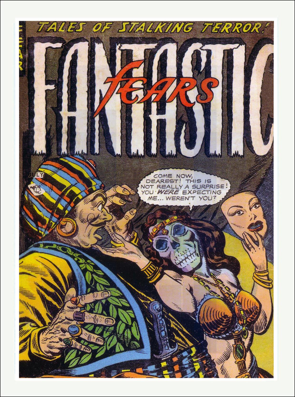 Fantastic Fears Comics
