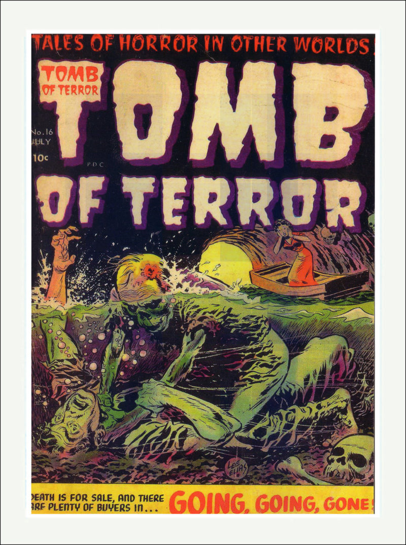 Tomb Of Terror Comics