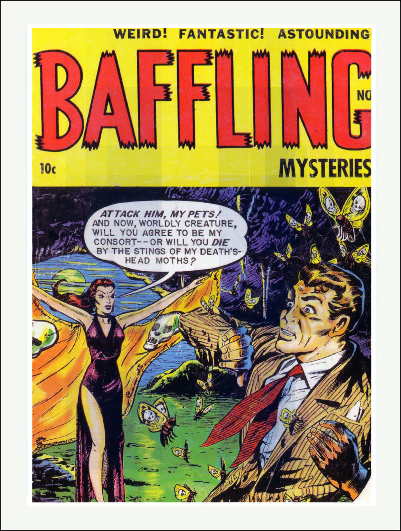 Baffling Mysteries Comics