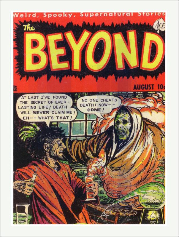 Beyond Horror Comic