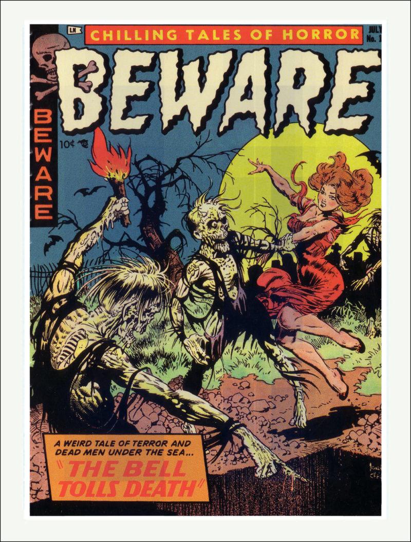 Beware Comics