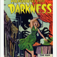 Adventures into Darkness Comics