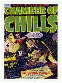 Chamber of Chills Comics