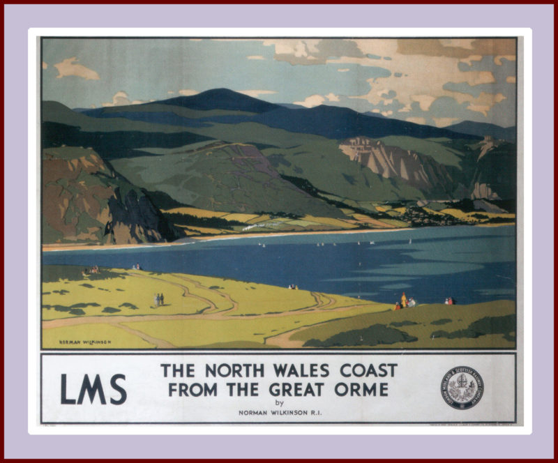 Great Orme, Norman Wilinson