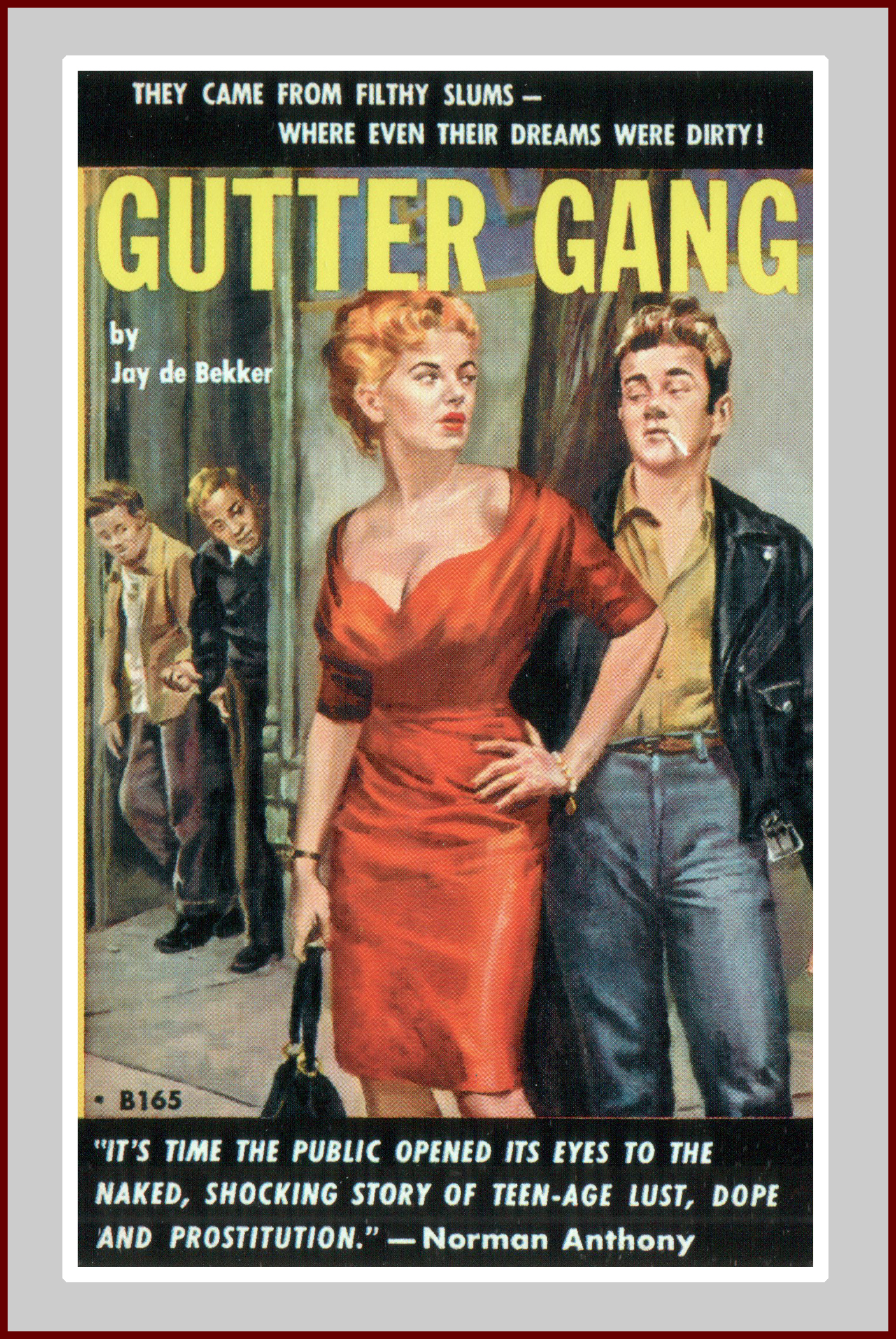 Gutter Gang: A Pulp Fiction Novel