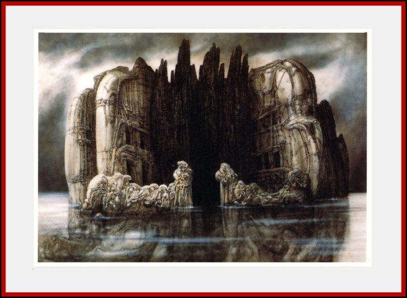 Hommage à Böcklin (1977)