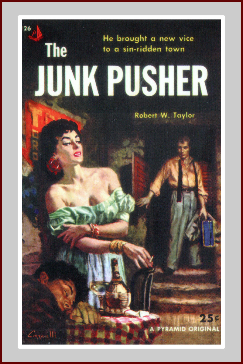 Junk Pushers: A Pulp Fiction Novel