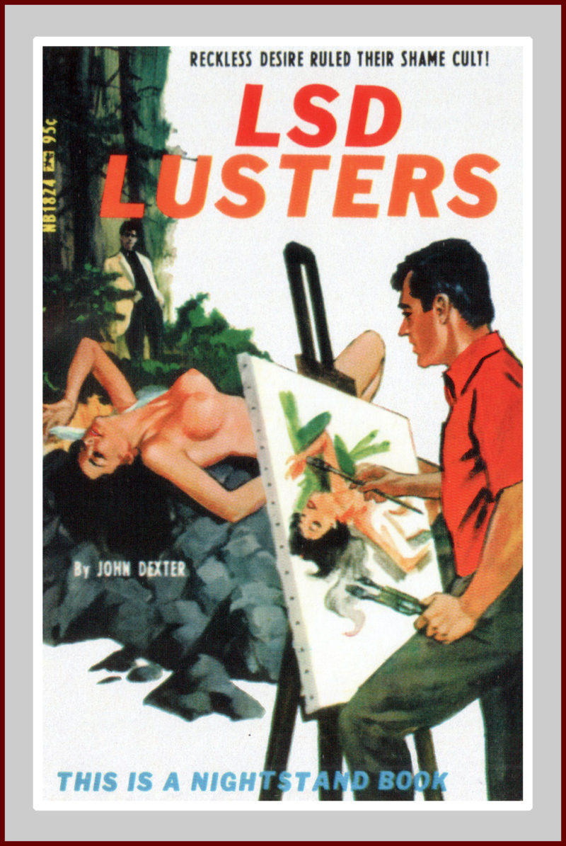 LSD Lusters Pulp Fiction