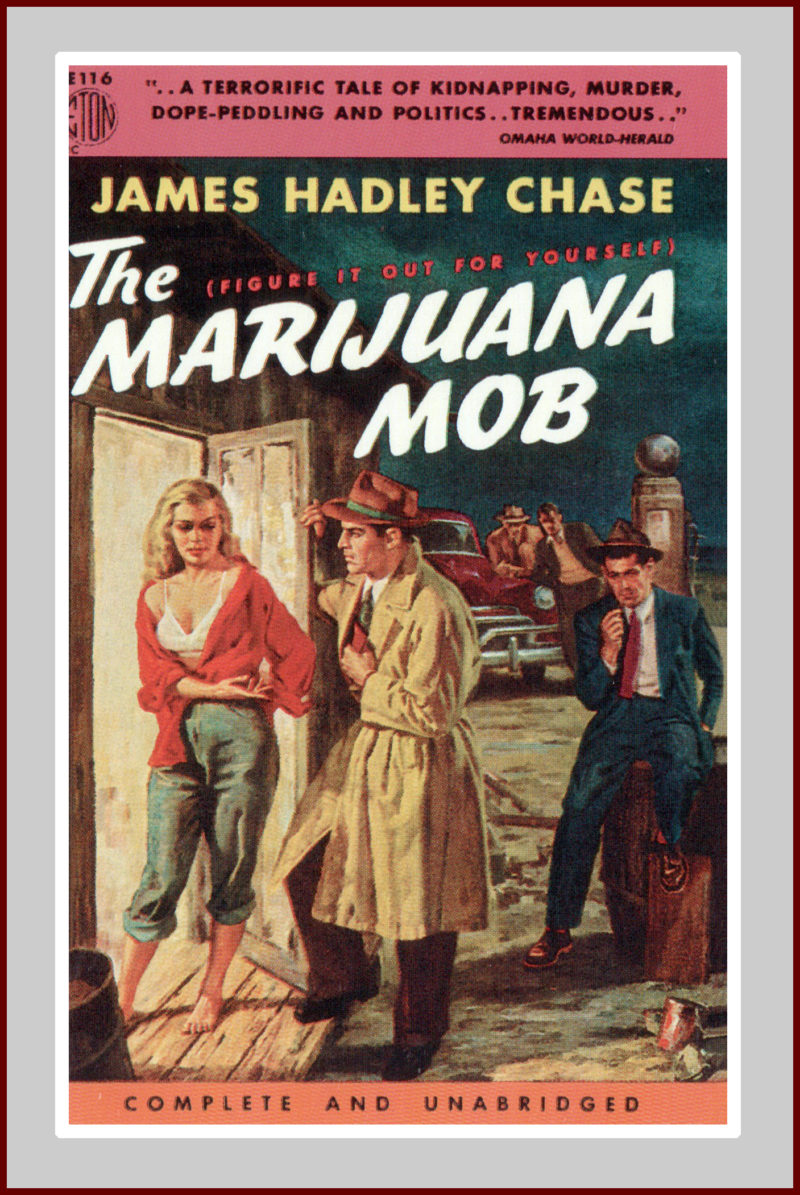 A Pulp Fiction Novel