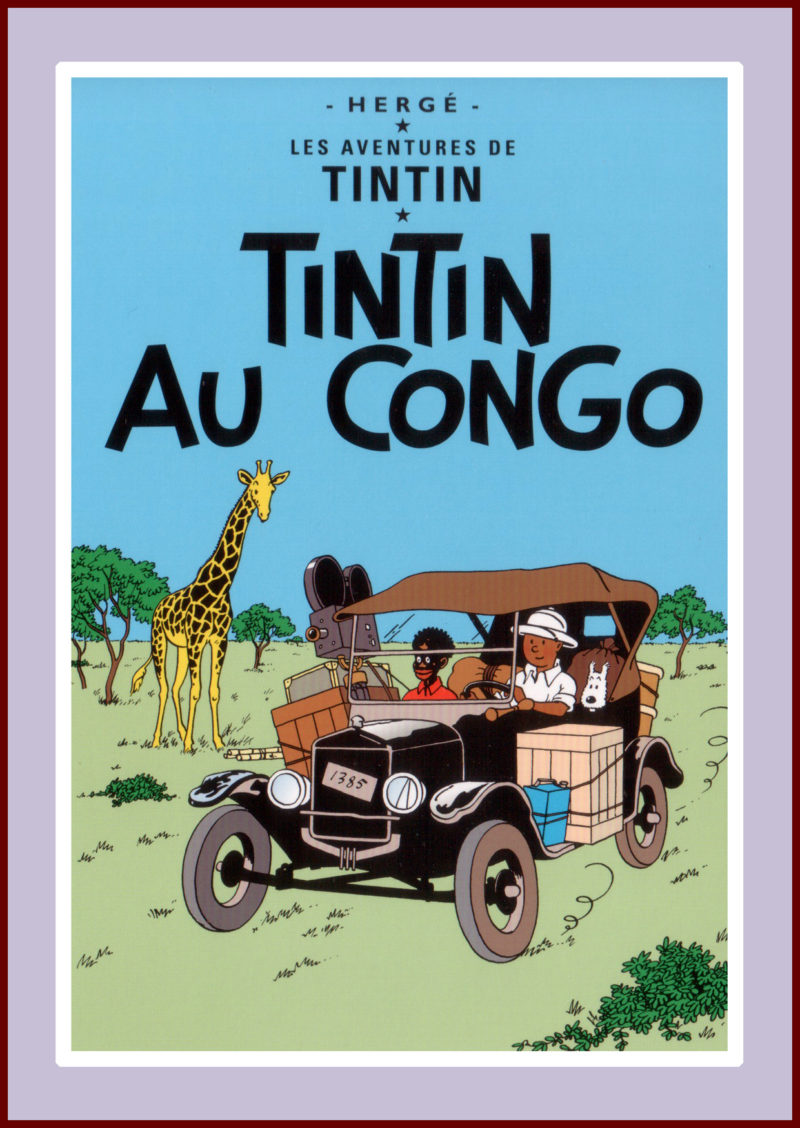 Herge: Tintin Au Congo