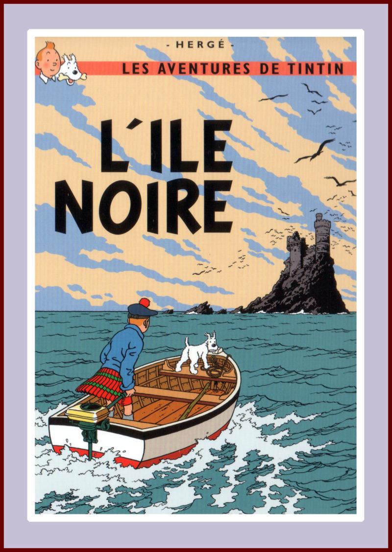 Herge's Tintin: L' Ile Noire