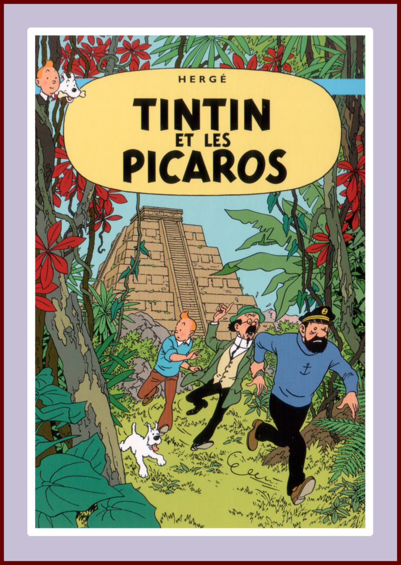 Tintin & the Picaros