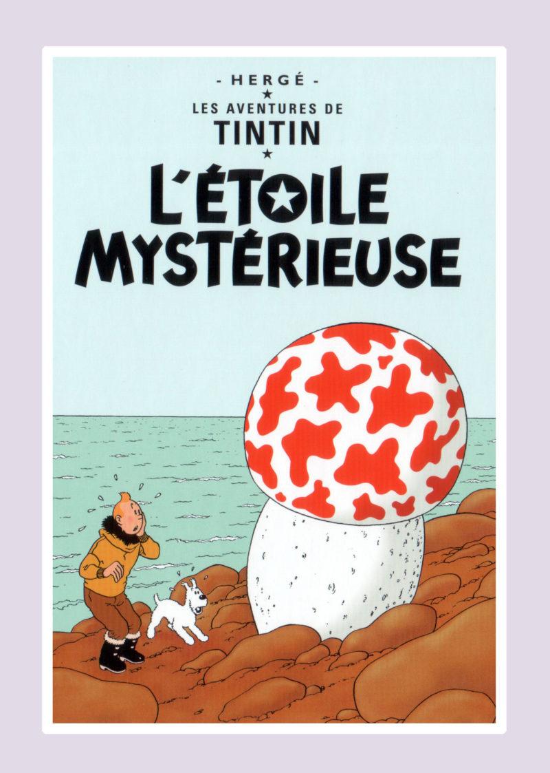 Herge's Tintin: L'Étoile mystérieuse