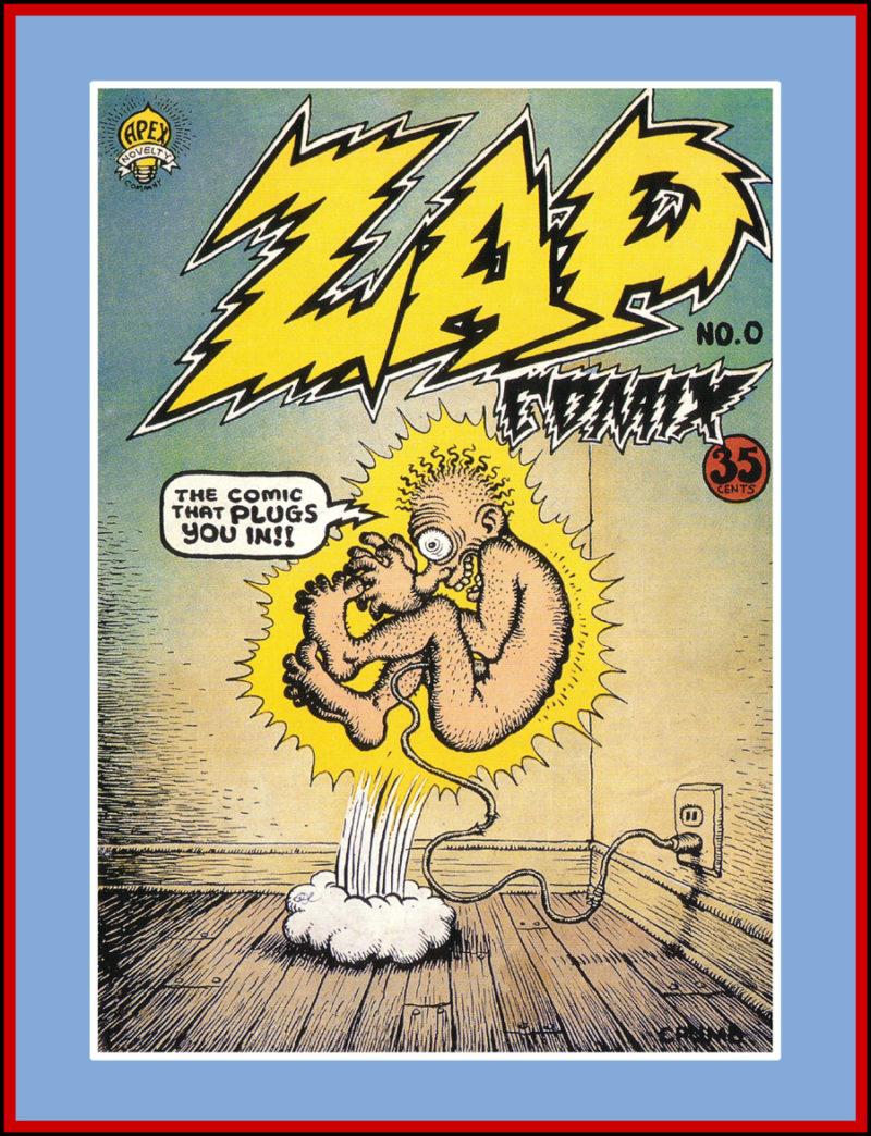 Zap - Robert Crumb