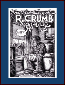 Adventures Of Robert Crumb