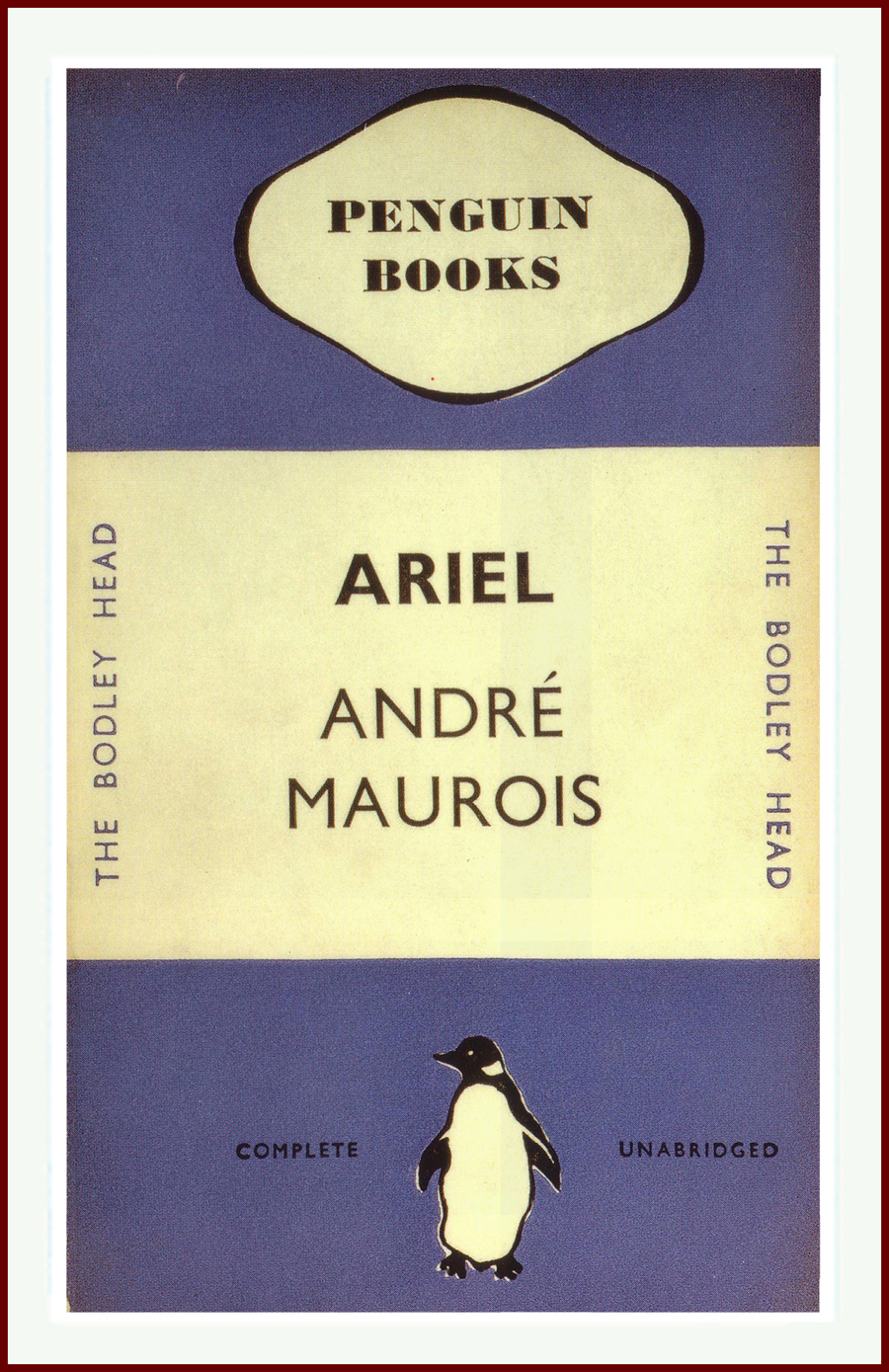 Ariel - Andre Maurois