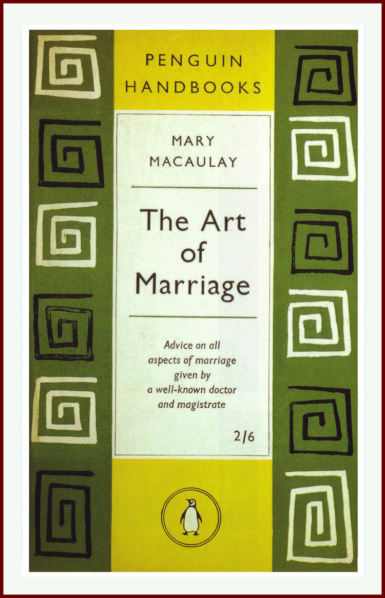 Art of Marriage Mary Macaulay