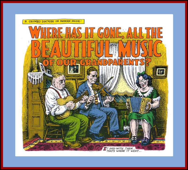 Grandparents Beautiful Music