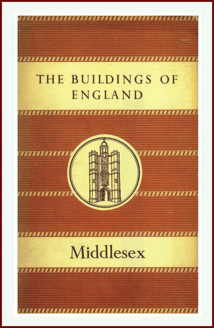 Buildings Of England Middlesex