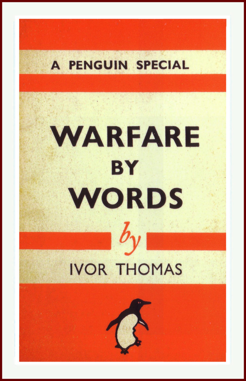 Warfare by Words