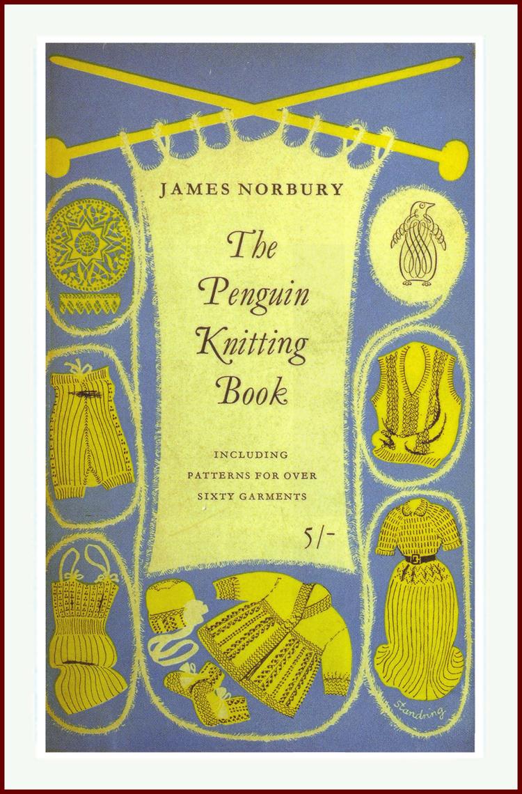 Penguin Knitting Book