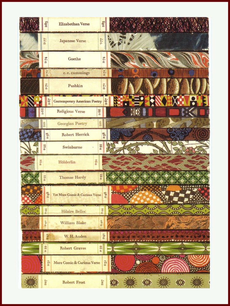 Book Spines Collection
