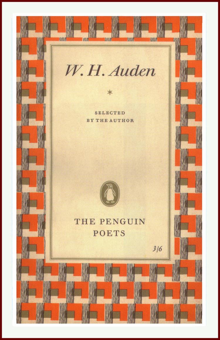 Penquin Poets W H Auden
