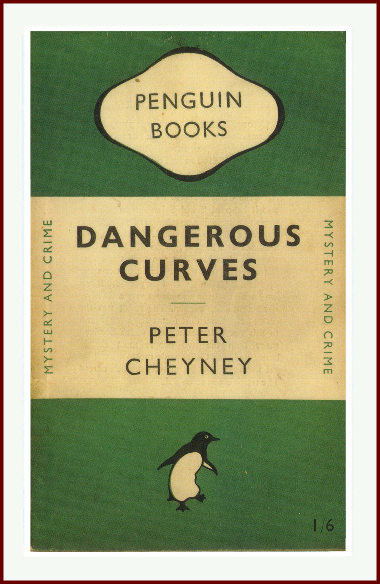 Dangerous Curves Peter Cheyney