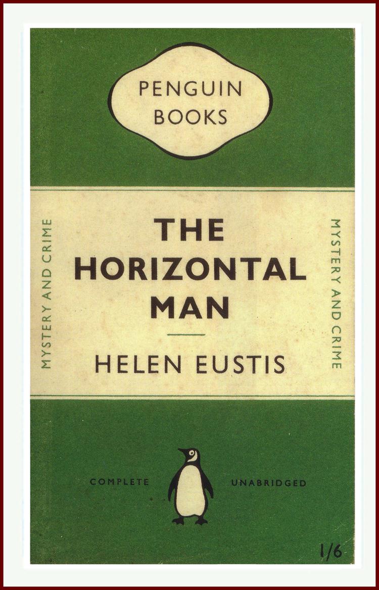 Horizontal Man Helen Eustis