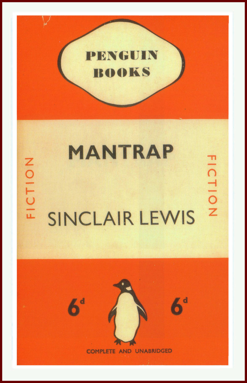 Mantrap by Sinclair Lewis