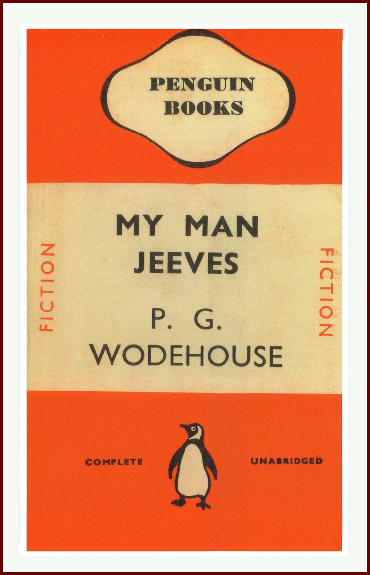 My Man Jeeves by P. G. Woodhouse