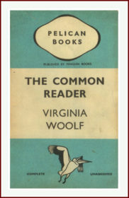 Virginia Woolf The Common Reader