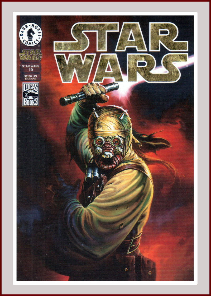 Star Wars Comics #10
