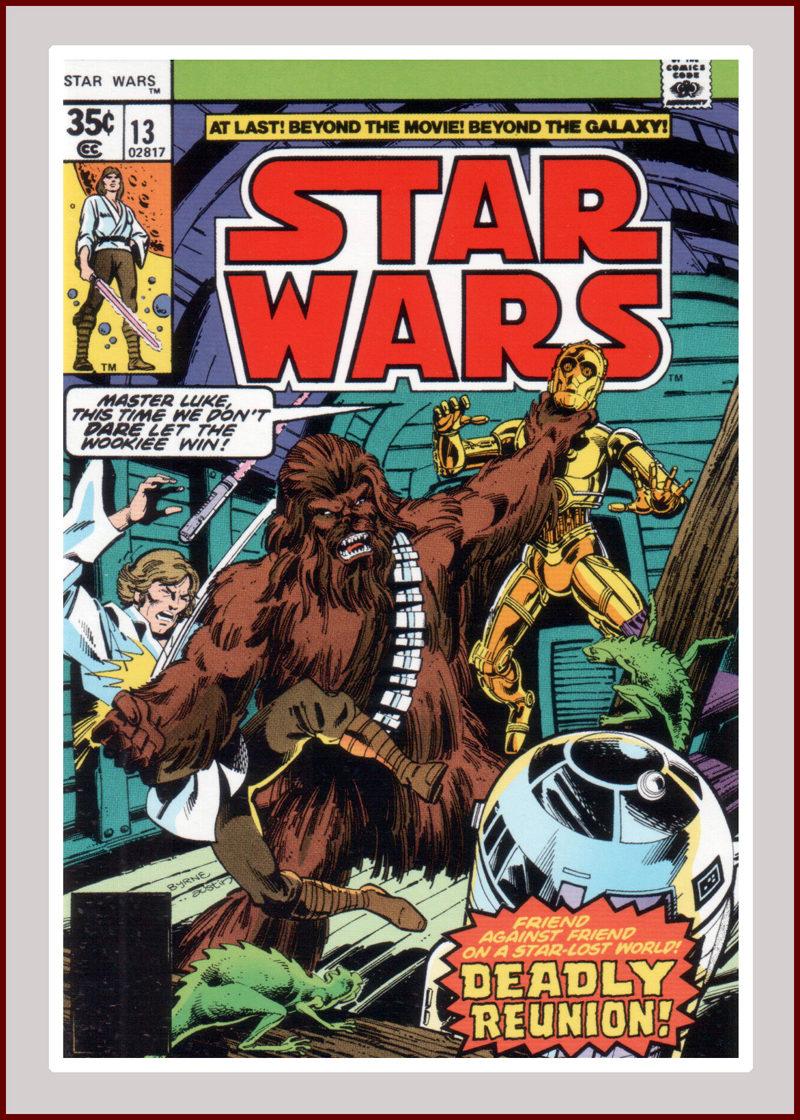 Star Wars Comics #13