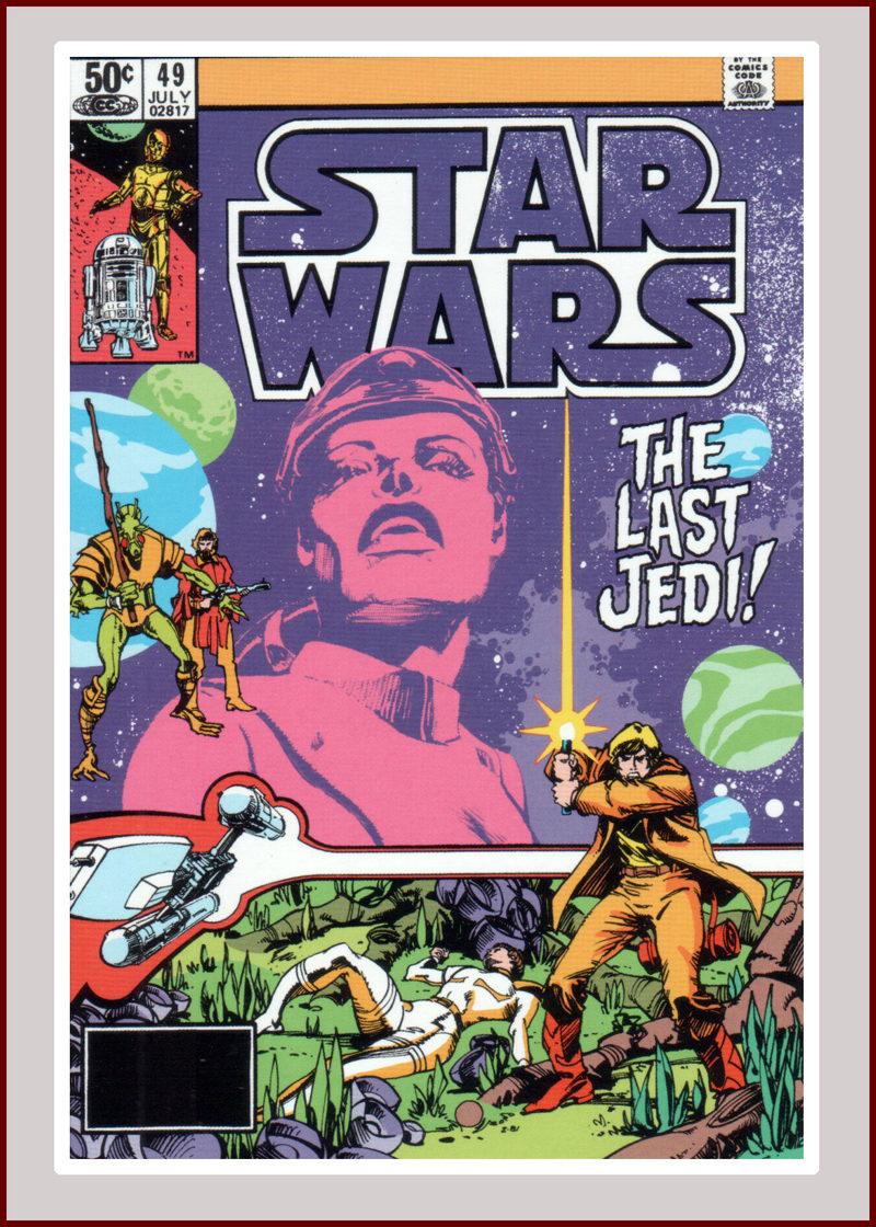 Star Wars Comics #49