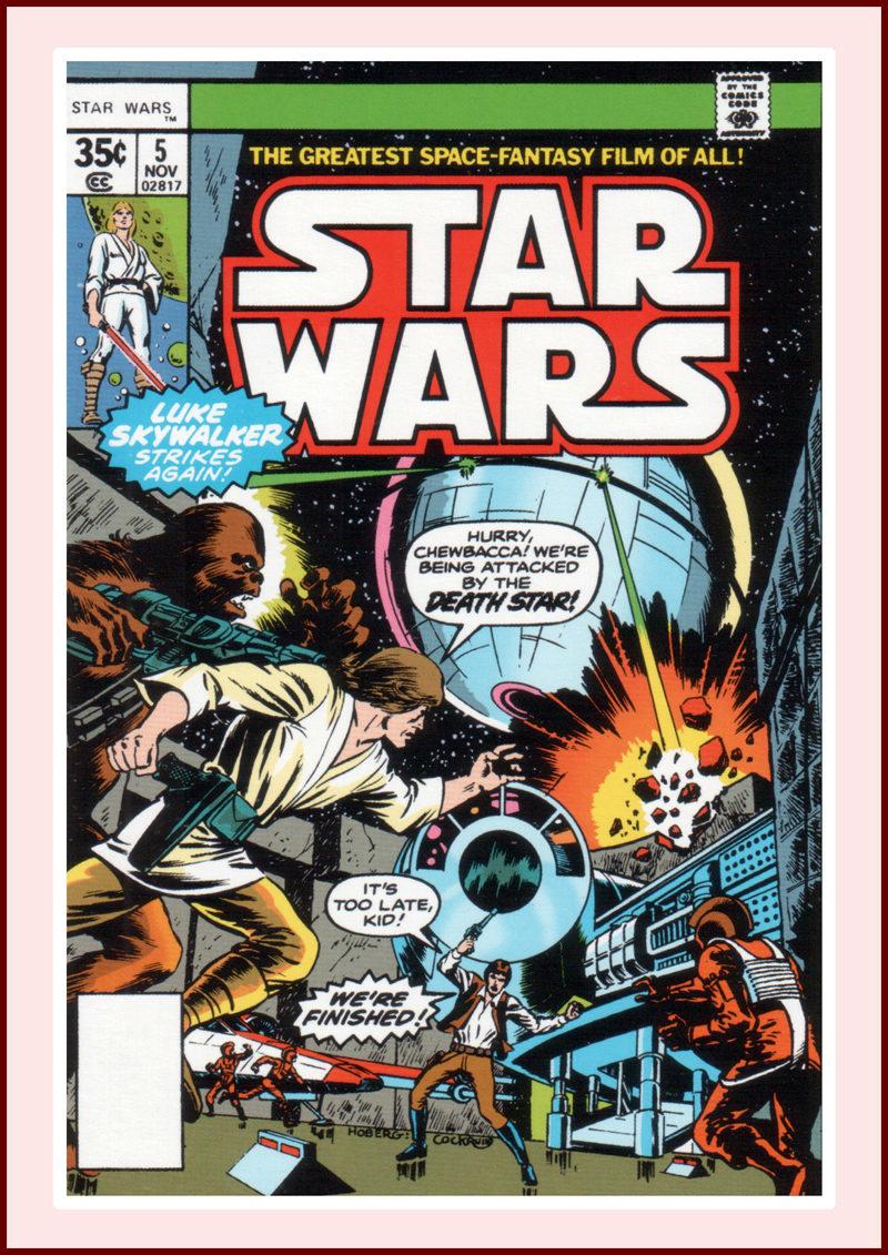 Star Wars Comics #5