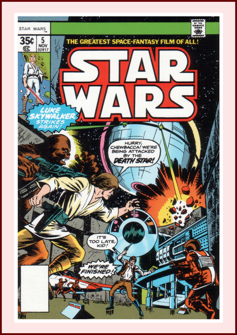 Star Wars Comics #5