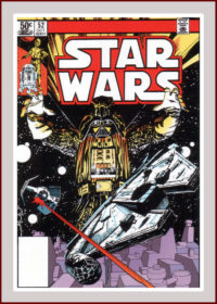 Star Wars Comics #52