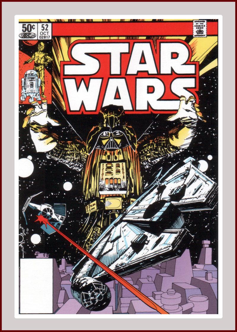 Star Wars Comics #52