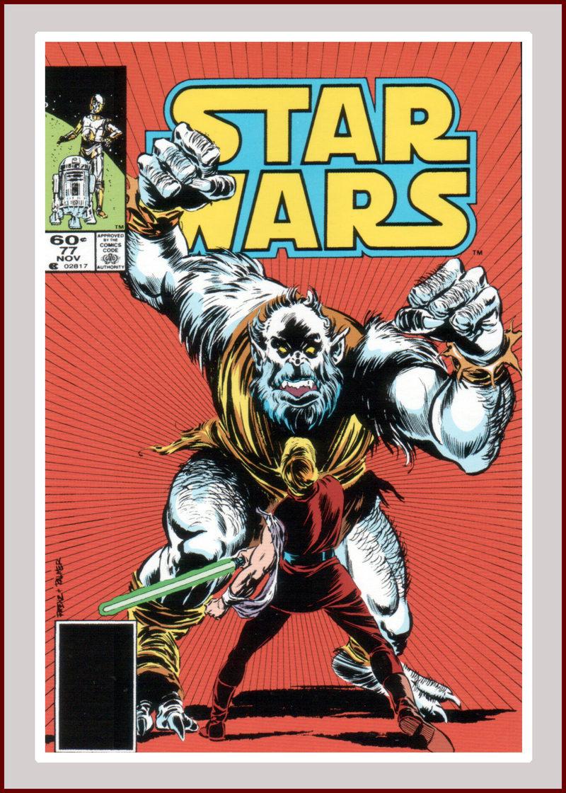 Star Wars Comics #77