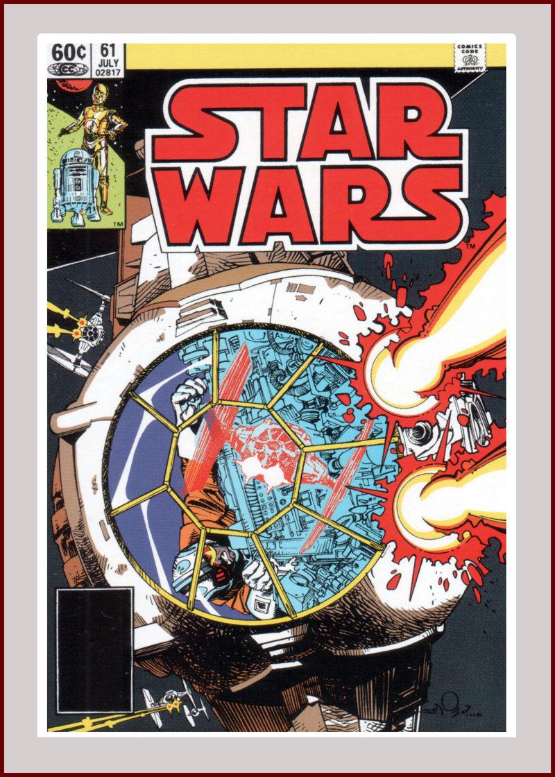 Star Wars Comics #61