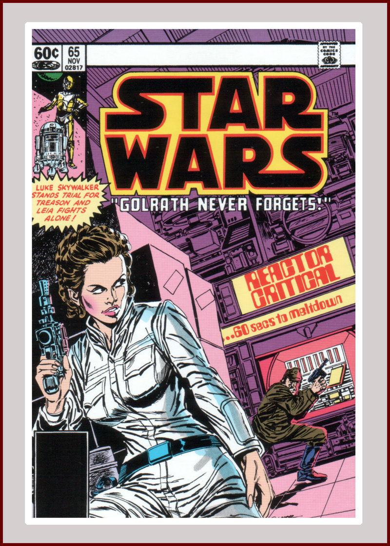 Star Wars Comics #65