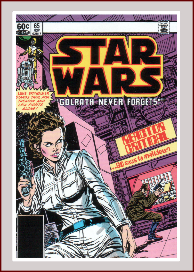 Star Wars Comics #65