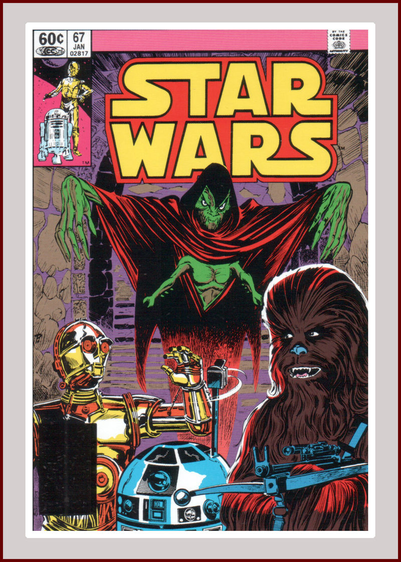 Star Wars Comics #67