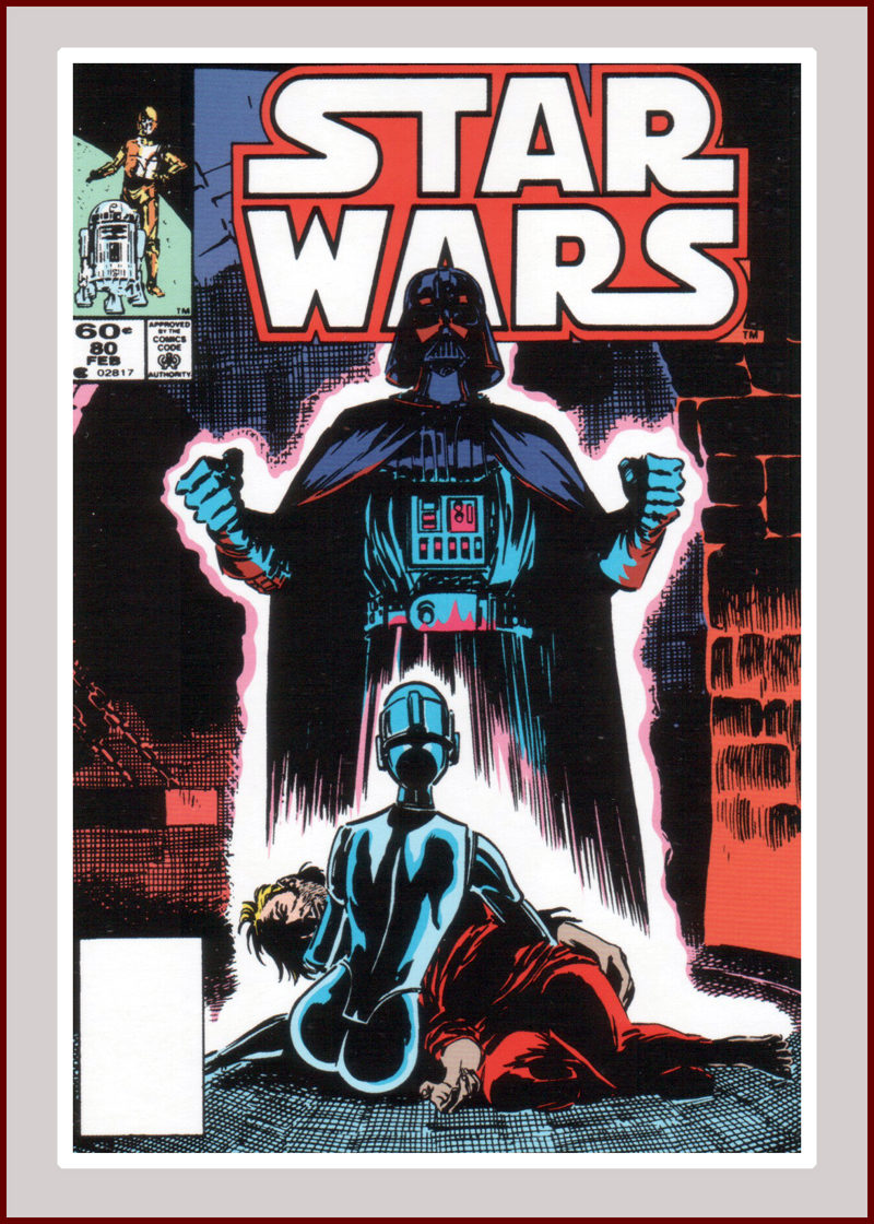 Star Wars Comics #80