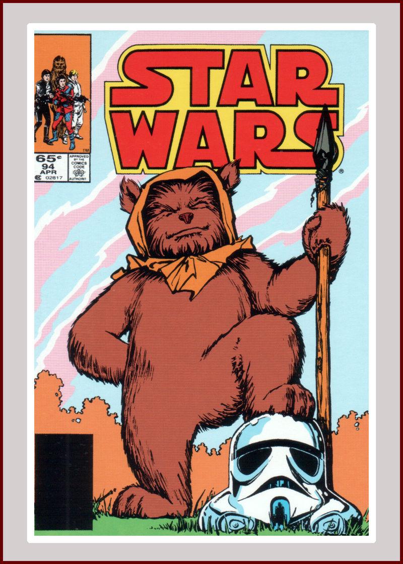 Wookie Chewbacca