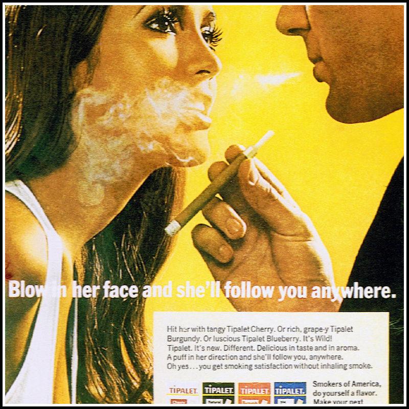 Bonkers Vintage Ads