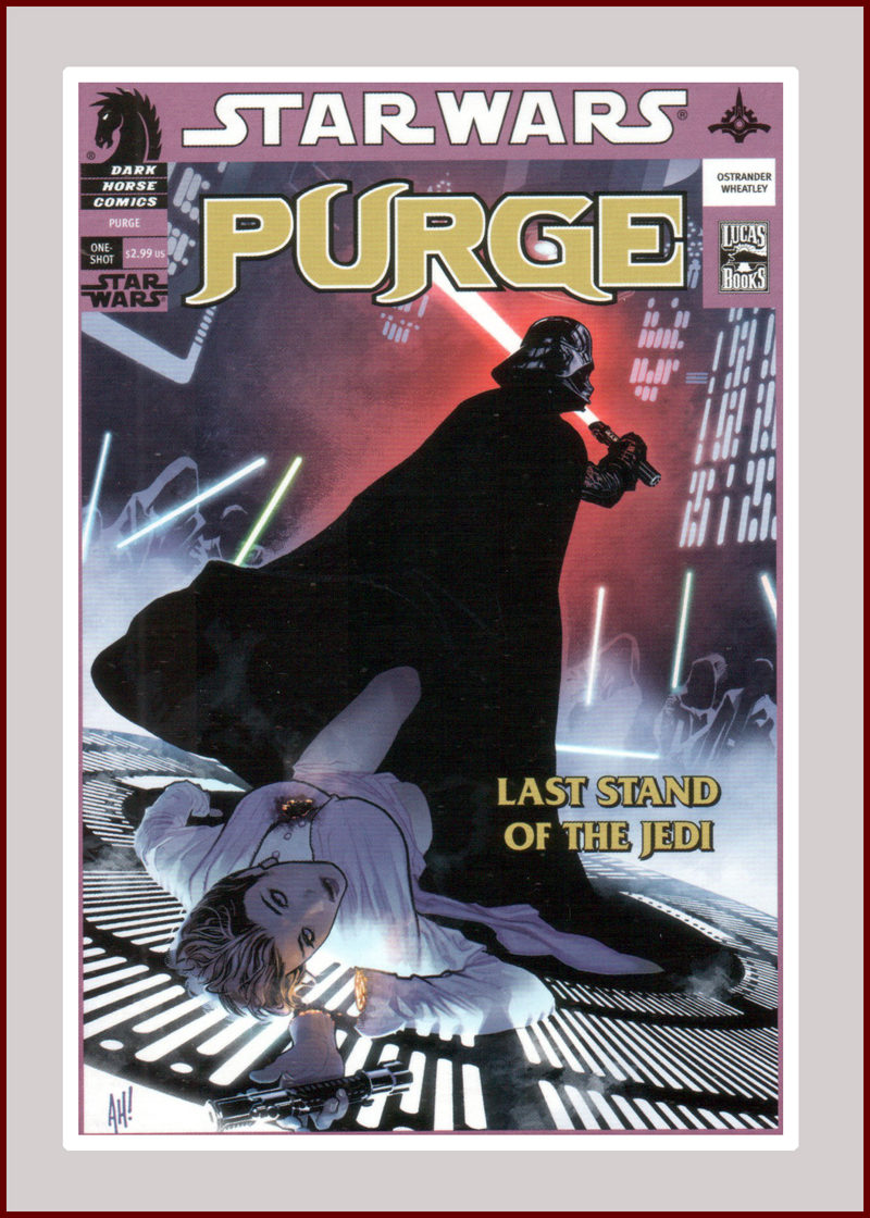 Purge Last Stand of the Jedi