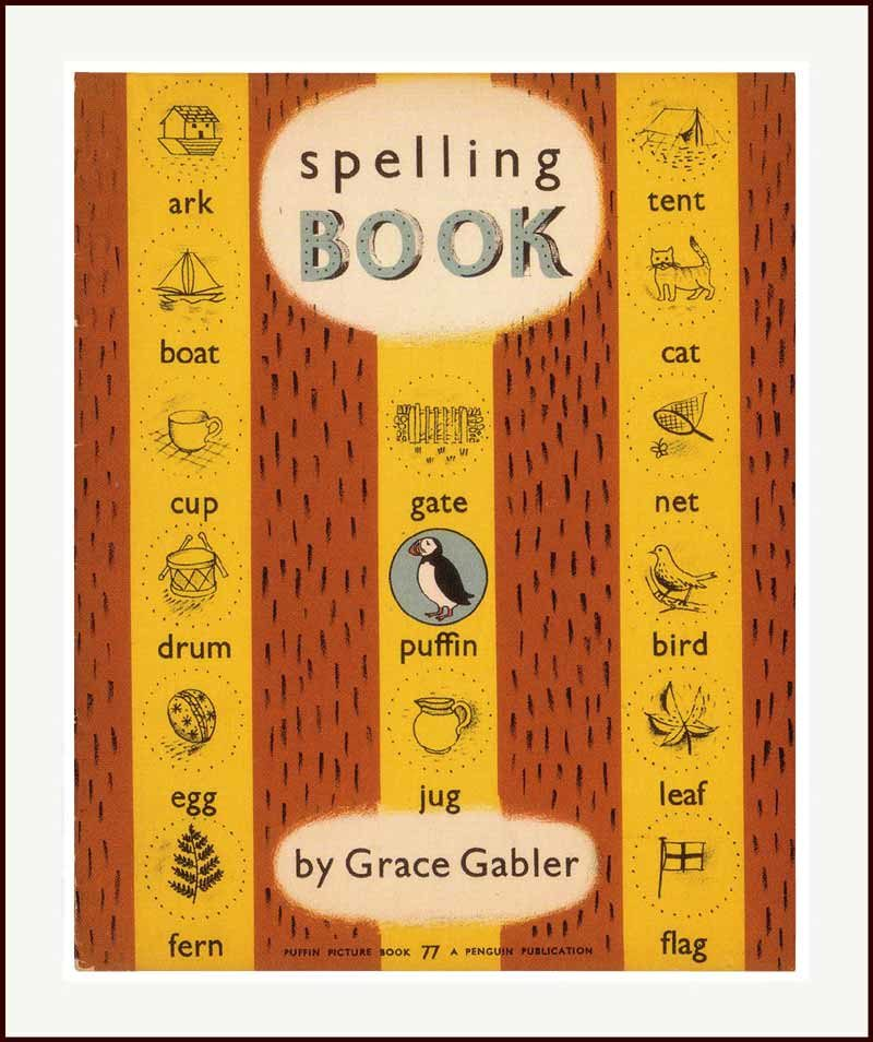 The Puffin Spelling Book